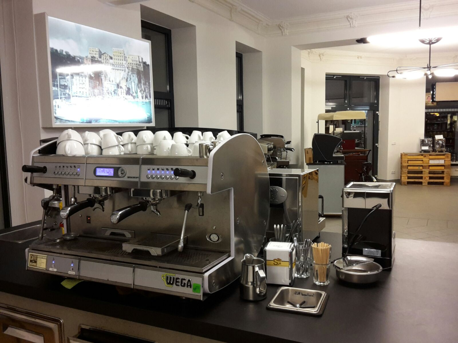 Barista Workshop Berlin